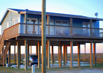 Galveston Texas Gulf Coast Real Estate Beach Cottage For Surfside America S Beaches